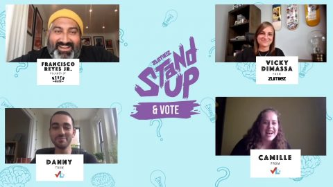 Zumiez Stand Up and Vote: Your Voice & Your Vote Matter!Impacting issues in your community. | Zumiez